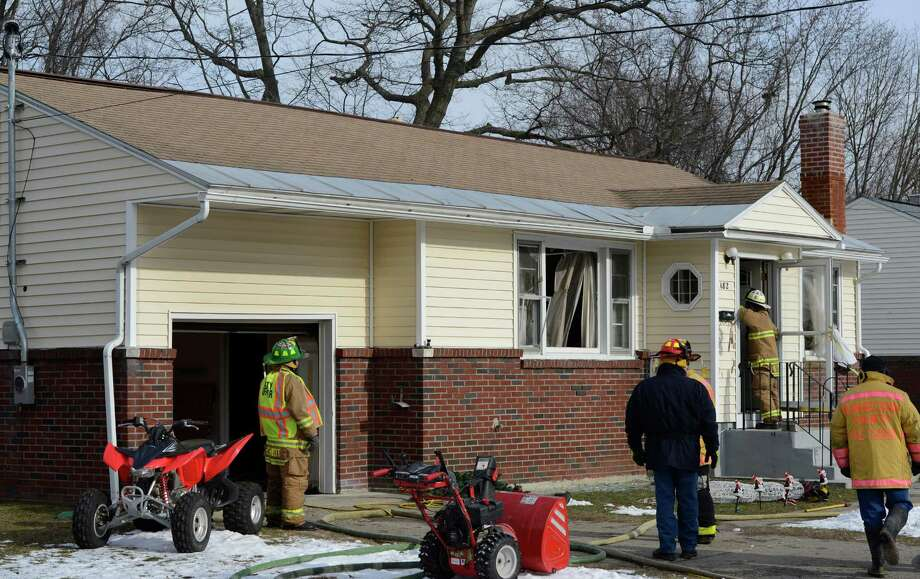A fire at 182 Butler Street was quickly put out by the Carman Fire Company Jan. 22, 2013,  in Rotterdam, N.Y.  (Skip Dickstein/Times Union) Photo: SKIP DICKSTEIN