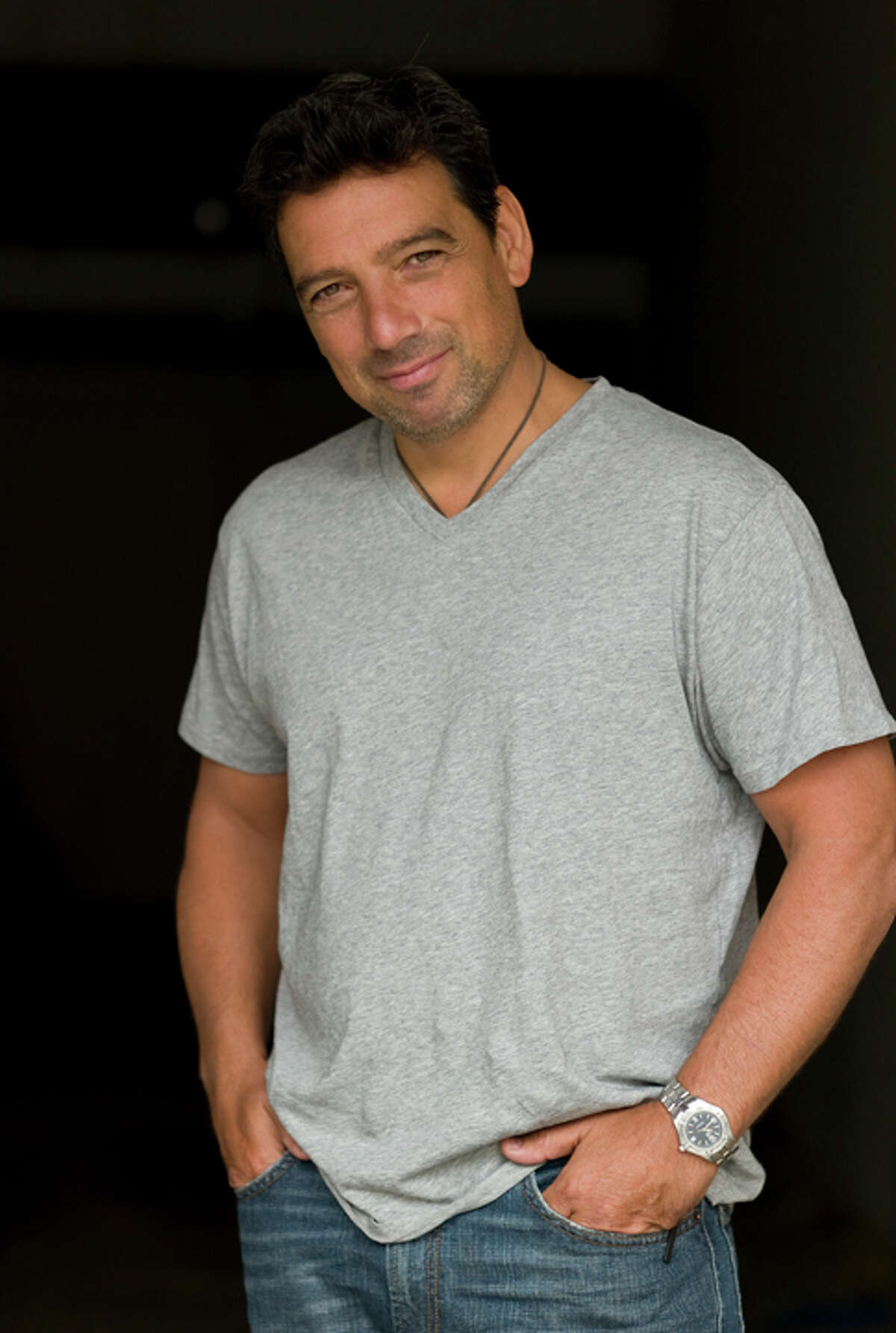 DIY Network star and licensed contractor John DeSilvia will lead workshops Saturday and Sunday.