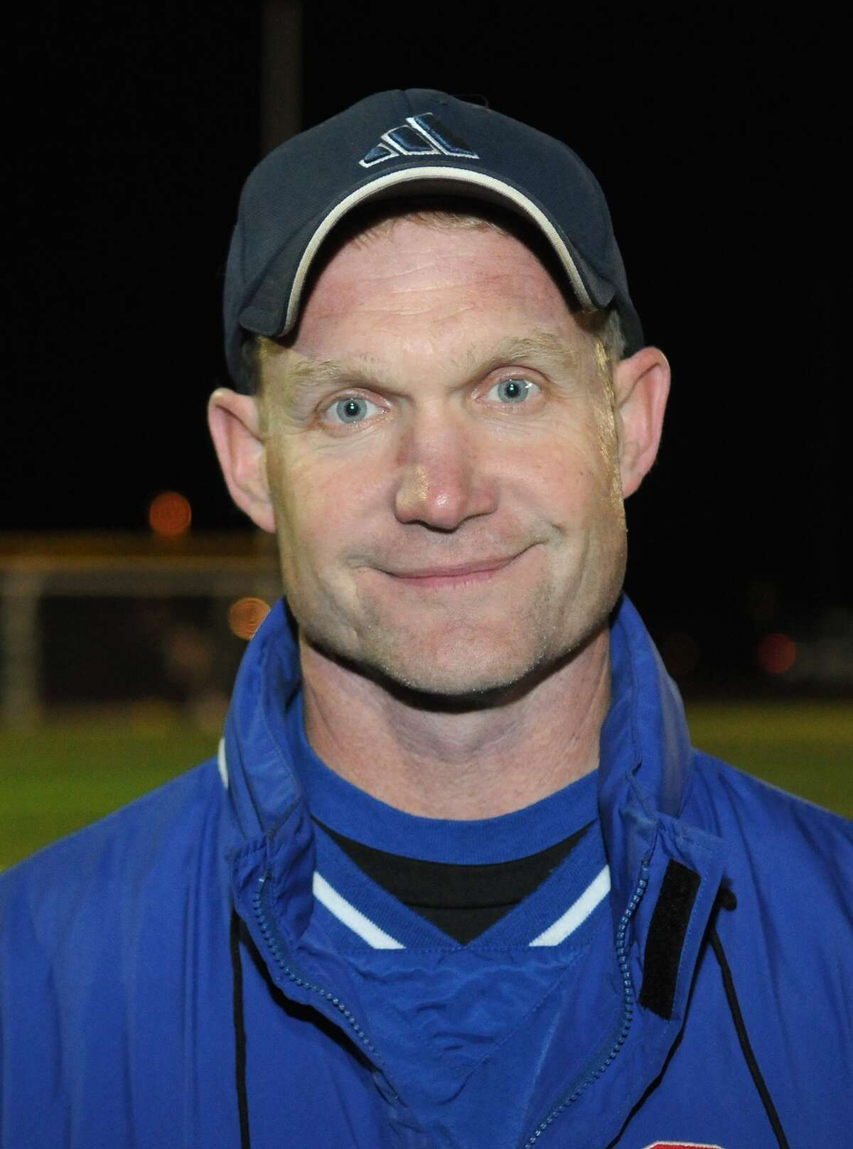 Oak Ridge Head Girls Soccer Coach Jim Collins