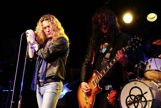 Kashmir pays tribute to Led Zeppelin in a show that truly rocks on Saturday, Jan. 26, at The Palace Danbury. Photo: Contributed Photo