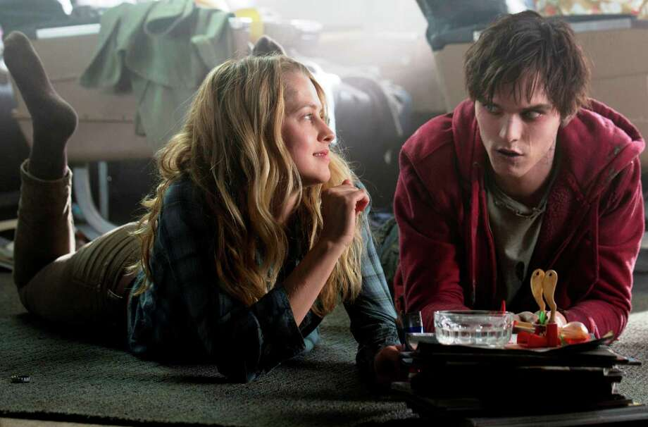 "For those who prefer romance to football, the zombie love story ""Warm Bodies"" is in theaters starting Friday. Photo: Summit Entertainment"
