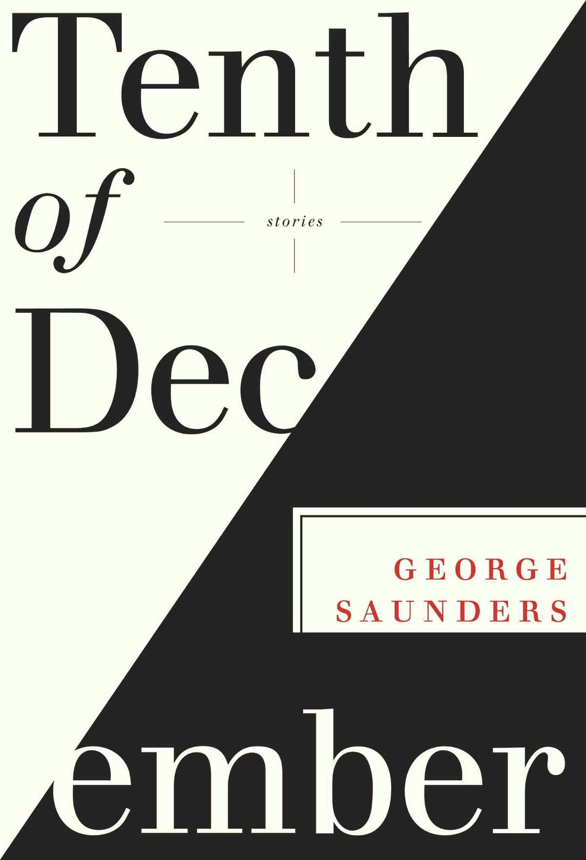 Author George Saunders wrote