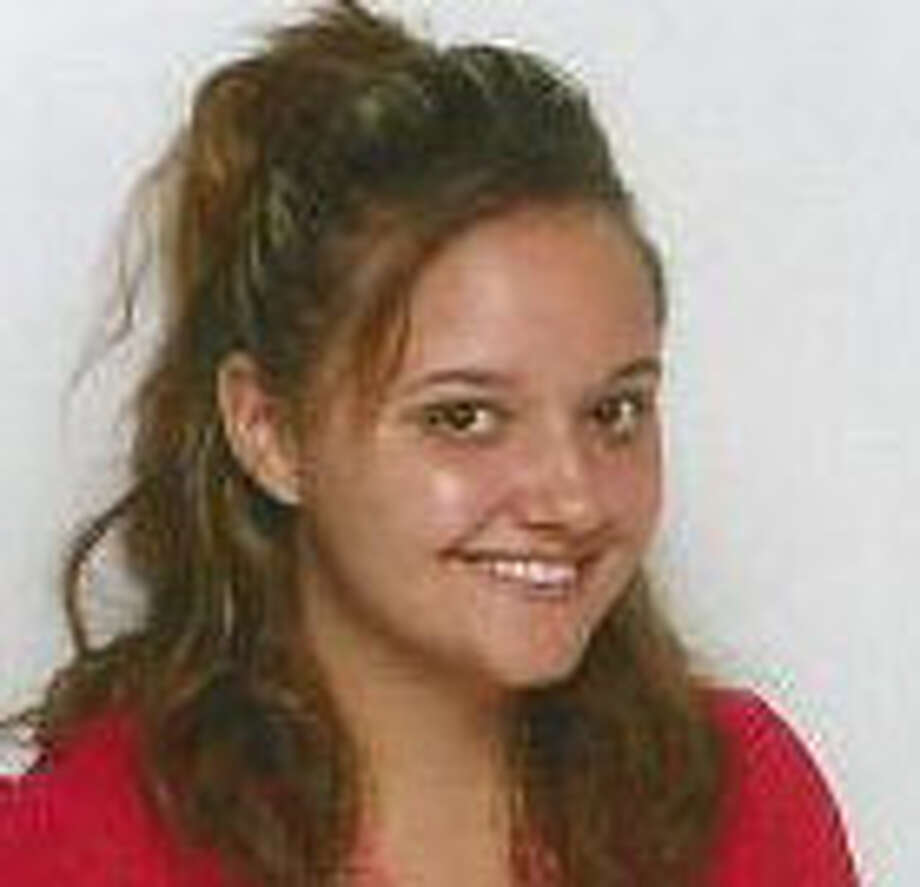 Haylie White, 14, vanished from her home on Tuesday. (Photo from the National Center for Missing & Exploited Children)