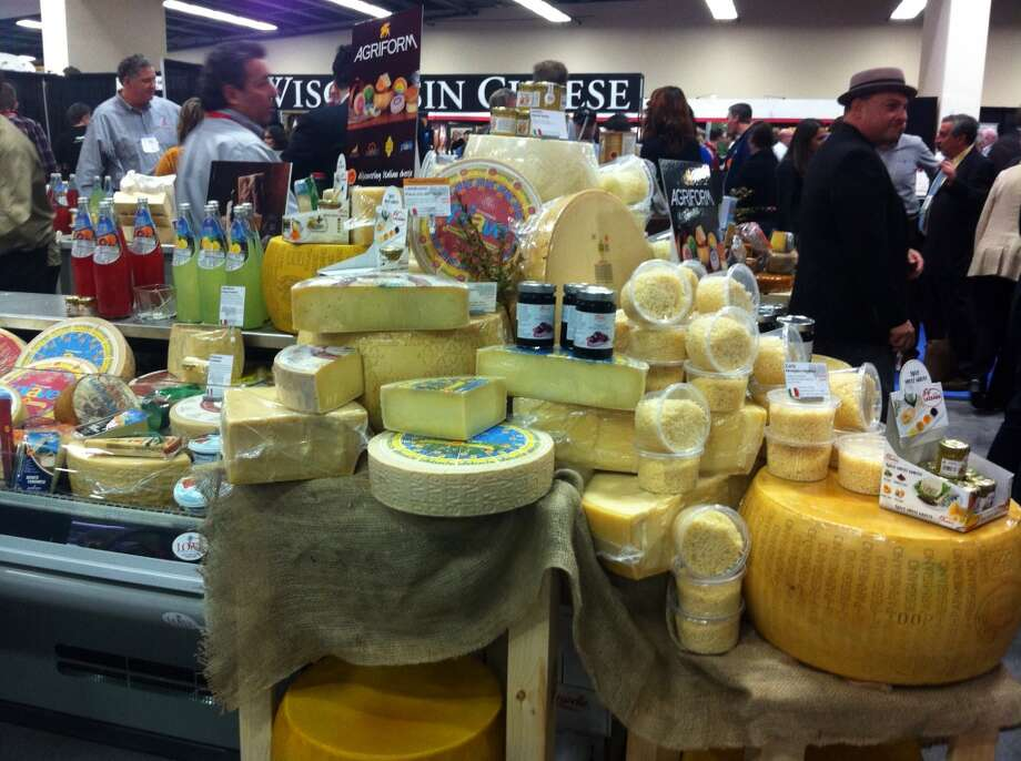 Cheese orgy.