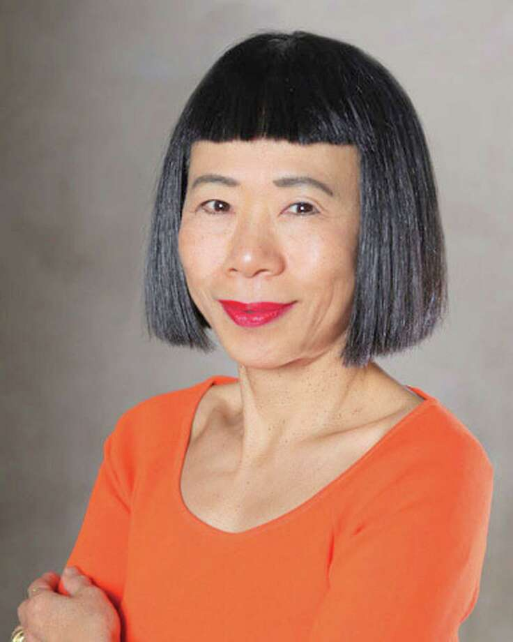 "Meet the author Who: Hiroko Shimbo Her book: ""Hiroko's American Kitchen"" (Andrews McMeel; $24.99) What: Class on Japanese cooking techniques Where: Central Market, 3815 Westheimer When: 6:30-9 p.m. Saturday Cost: $70 (cost includes a copy of her book) Register: www.centralmarket.com Photo: Andrews McMeel"