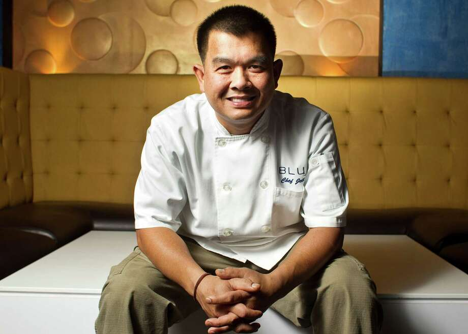 Diversity is what's on the menu at Blu restaurant, which is owned by chef Junnajet Hurapan. Photo: Nick De La Torre, Staff / © 2013  Houston Chronicle
