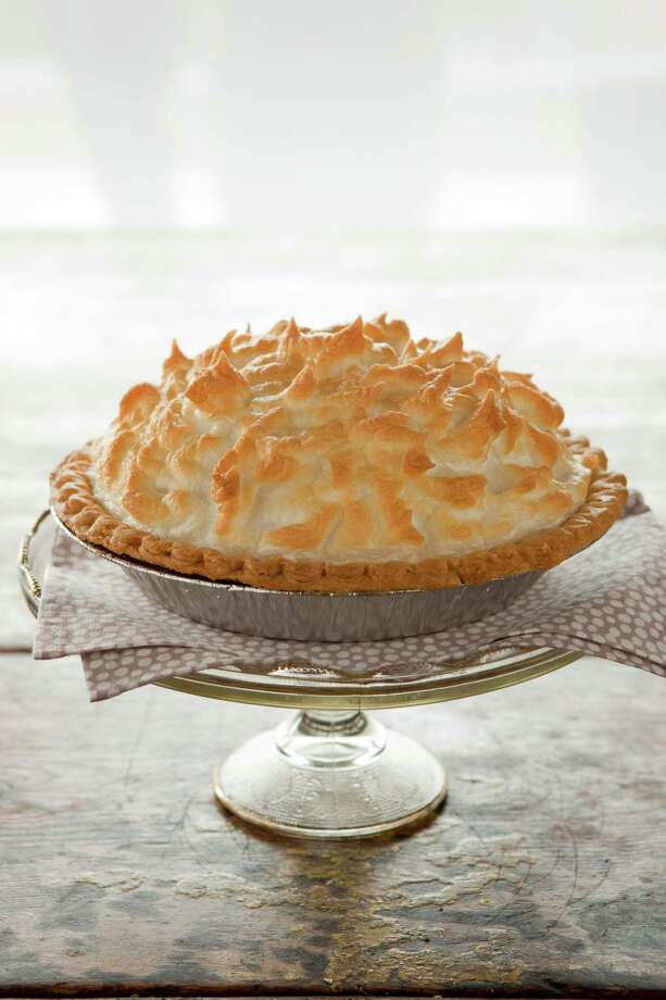 Lemon Chiffon Pie Photo: Kenny Braun