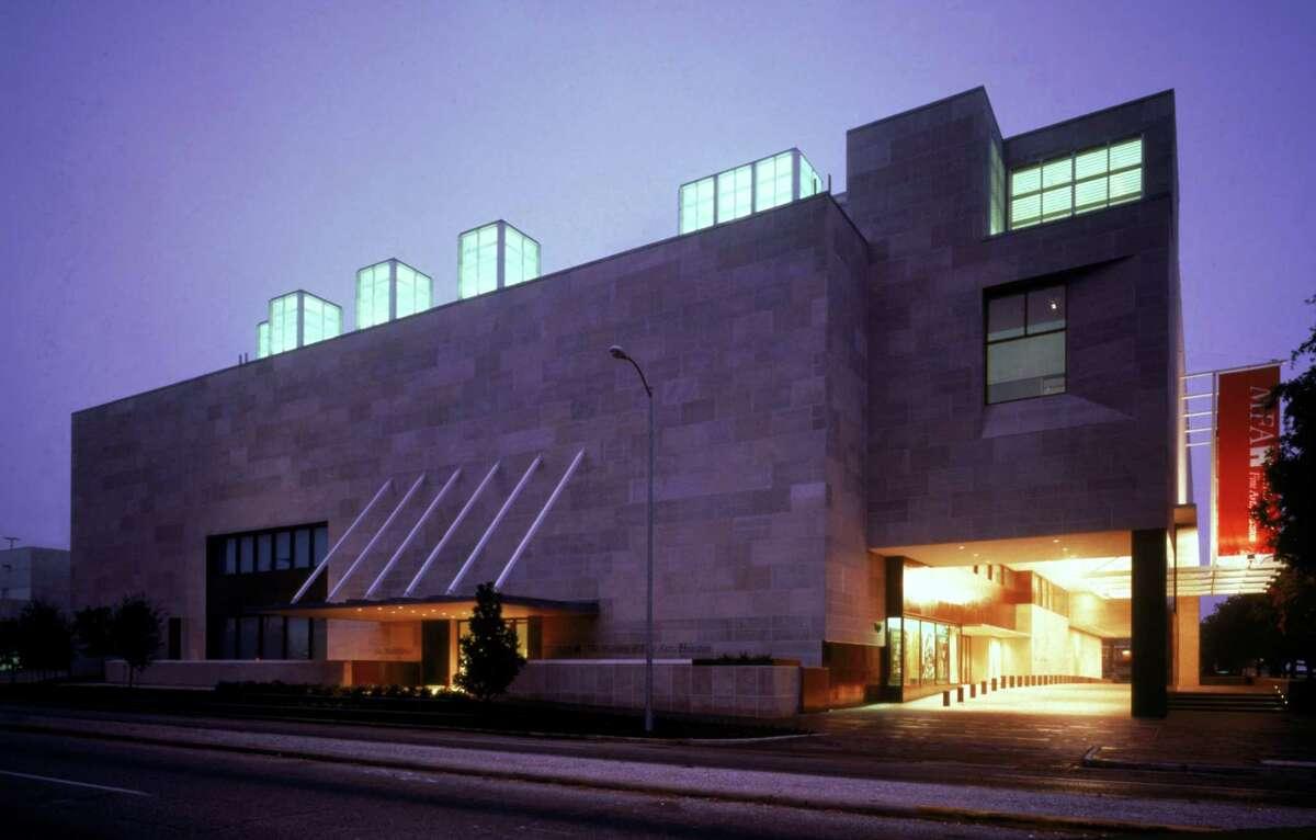 The Audrey Jones Beck Building The Museum of Fine Arts, Houston Designed by: Rafael Moneo