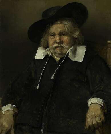 """Portrait of an Elderly Man"" (1667) by Rembrandt van Rijn can be seen as a kind of self-portrait. Photo: Unknown"