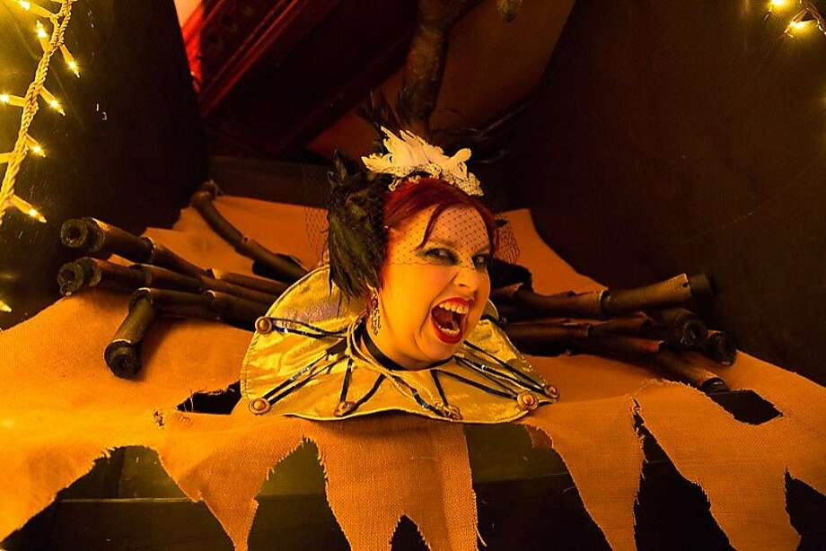 The 13th Annual Edwardian Ball took place at the Regency Ballroom Jan 18th and 19th. Photo: Marco Sanchez