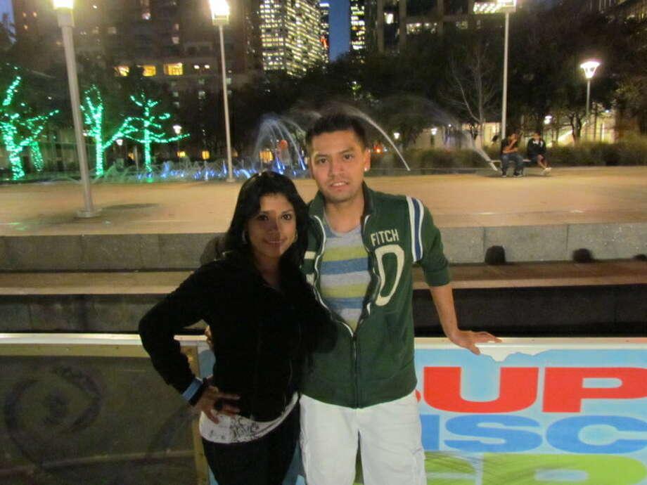 Priscilla and Pedro Montanez