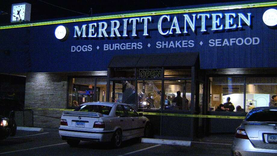 Once featured on the Food Network, Merritt Canteen in Bridgeport is truly open all night. Located at 4355 Main Street