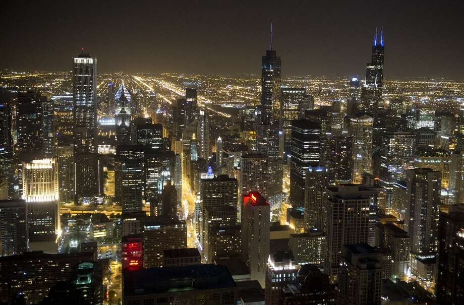 9. Chicago: A walkable city with a moderate cost of living.  Photo: SAUL LOEB, AFP/Getty Images / 2012 AFP
