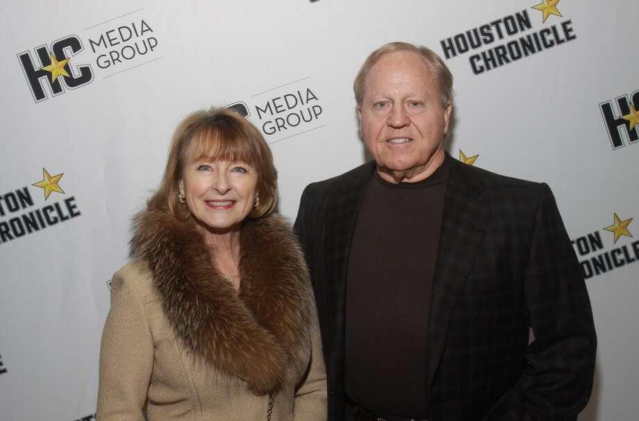 Kathy and James Masten.