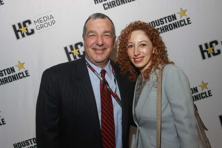 John Rizzuti and P'nina Topham.
