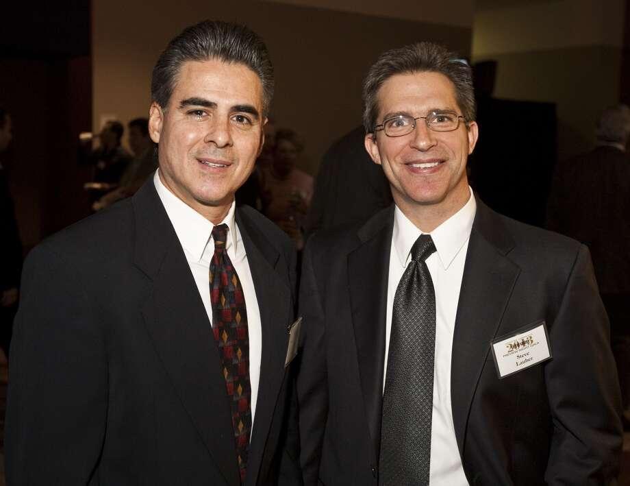 Mike La Bonia and Steve Lauber