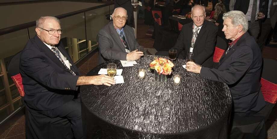 Dan Spott, Chuck Mitchell, Hans Rasch, Bill Hausinger