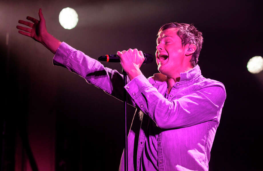Keane performs at the Warfield in San Francisco on January 11, 2013. Photo: Grady Brannan / Butchershop Creative Archive all rights reserved
