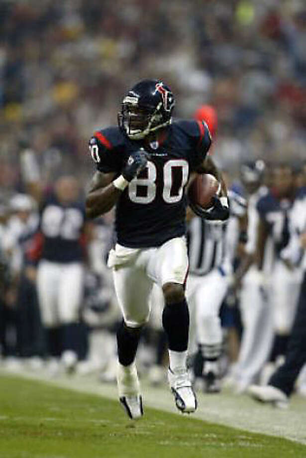 2004Wide receiver Andre Johnson was named to his first Pro Bowl.