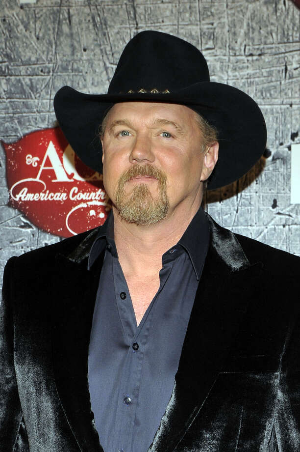 Co-host Trace Adkins arrives at the American Country Awards on Monday, Dec. 10, 2012, in Las Vegas. Photo: Jeff Bottari, Jeff Bottari/Invision/AP / Invision