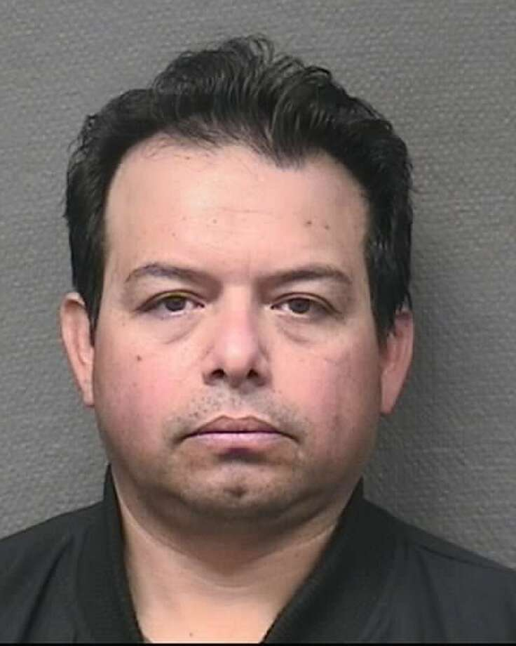 Jose Luis Quintero, 42, of Houston, is charged with felony  cruelty to animals, court records show. A judge set a $2,000 bail. Photo: Houston PD