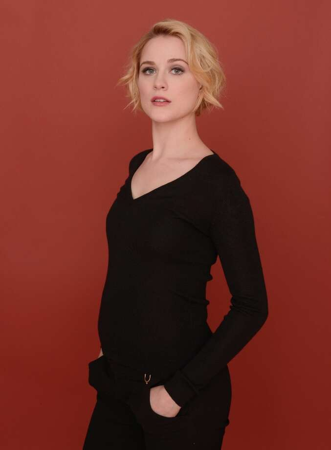 Actress Evan Rachel Wood from the film The Necessary Death of Charlie Countryman poses for a portrait during the 2013 Sundance Film Festival at the Getty Images Portrait Studio at Village at the Lift on January 22, 2013 in Park City, Utah. Photo: Larry Busacca, Getty Images / 2013 Getty Images