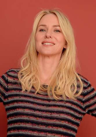 Actress Naomi Watts from the film Two Mothers poses for a portrait during the 2013 Sundance Film Festival at the Getty Images Portrait Studio at Village at the Lift on January 18, 2013 in Park City, Utah. Photo: Larry Busacca, Getty Images / 2013 Getty Images