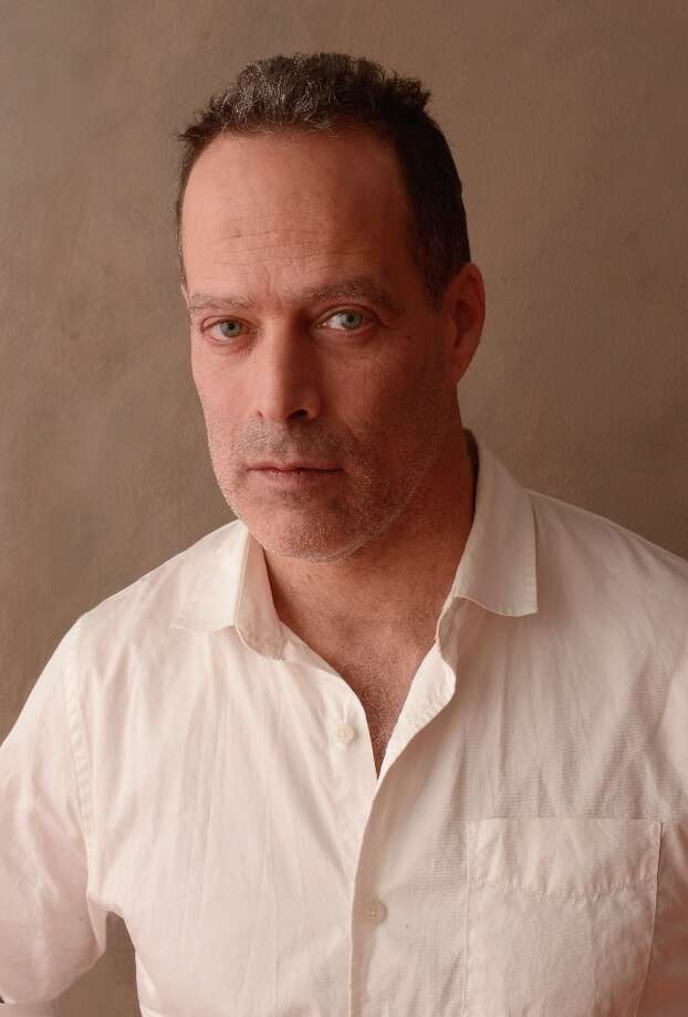 Filmmaker Sebastian Junger poses for a portrait during the 2013 Sundance Film Festival at the Getty Images Portrait Studio at Village at the Lift on January 20, 2013 in Park City, Utah. Photo: Larry Busacca, Getty Images / 2013 Getty Images
