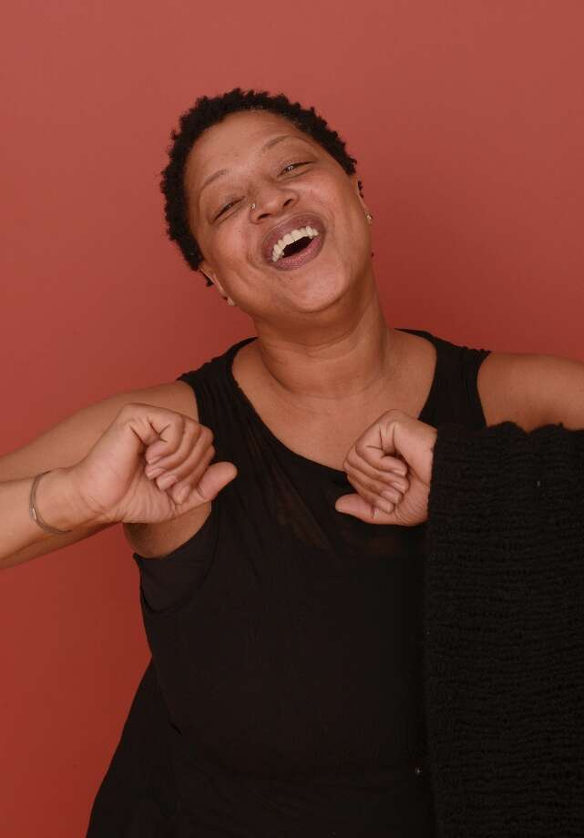 Singer Lisa Fischer from the film Twenty Feet From Stardom poses for a portrait during the 2013 Sundance Film Festival at the Getty Images Portrait Studio at Village at the Lift on January 21, 2013 in Park City, Utah. Photo: Larry Busacca, Getty Images / 2013 Getty Images