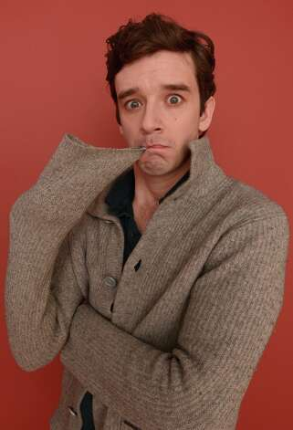 Filmmaker and actor Michael Urie of He's Way More Famous Than You poses for a portrait during the 2013 Sundance Film Festival at the Getty Images Portrait Studio at Village at the Lift on January 21, 2013 in Park City, Utah. Photo: Larry Busacca, Getty Images / 2013 Getty Images