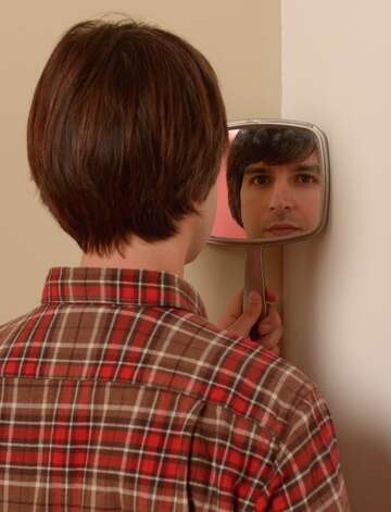 Actor Demetri Martin poses for a portrait during the 2013 Sundance Film Festival at the Getty Images Portrait Studio at Village at the Lift on January 20, 2013 in Park City, Utah. Photo: Larry Busacca, Getty Images / 2013 Getty Images