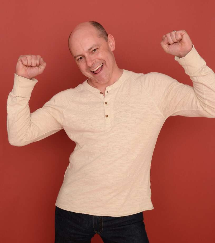 Actor Rob Corddry poses for a portrait during the 2013 Sundance Film Festival at the Getty Images Portrait Studio at Village at the Lift on January 20, 2013 in Park City, Utah. Photo: Larry Busacca, Getty Images / 2013 Getty Images