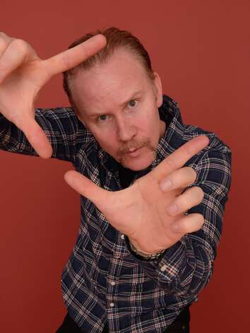 Filmmaker Morgan Spurlock from You Don't Know Jack poses for a portrait during the 2013 Sundance Film Festival at the Getty Images Portrait Studio at Village at the Lift on January 21, 2013 in Park City, Utah. Photo: Larry Busacca, Getty Images / 2013 Getty Images