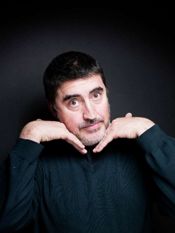 Alfred Molina from the film Emanuel and the Truth About Fishes poses for a portrait during the 2013 Sundance Film Festival at the Fender Music Lodge on Saturday, Jan. 19, 2013 in Park City, Utah. (Photo by Victoria Will/Invision/AP Images) Photo: Victoria Will, Associated Press / Invision