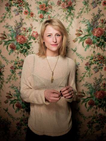 Actress Mamie Gummer from the film The Lifeguard poses for a portrait during the 2013 Sundance Film Festival on Sunday, Jan. 20, 2013 in Park City, Utah. (Photo by Victoria Will/Invision/AP Images) Photo: Victoria Will, Associated Press / Invision