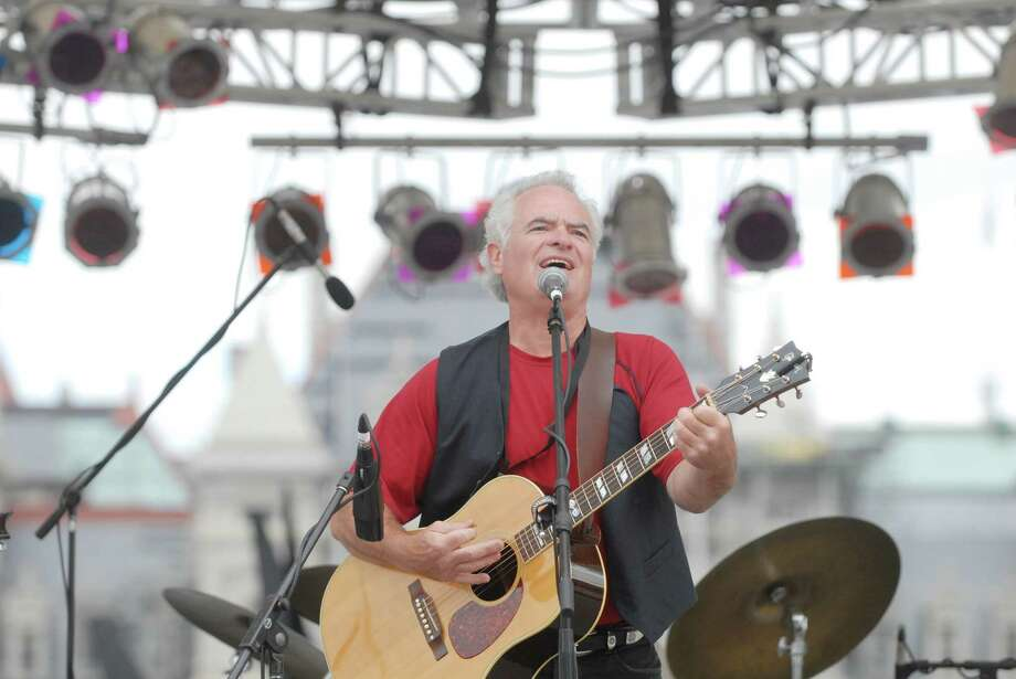 Bluesman Rick Rourke, the Troy-born singer, songwriter, guitarist, saxophonist and harmonica player, will perform with three of his present and former bands in a Regional Food Bank benefit concert at 2 p.m. Sunday at The Egg. Click here for more information. (Paul Buckowsi / Times Union) Photo: Paul Buckowski / 00000333A