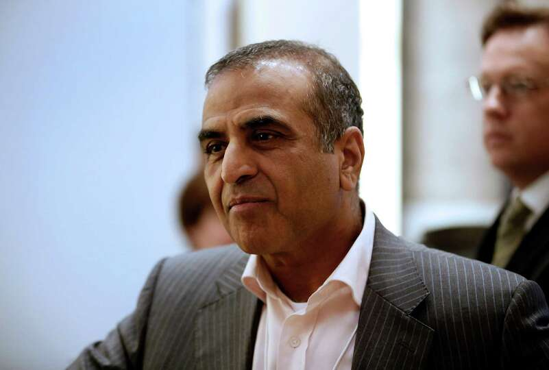 Sunil Bharti Mittal, chairman and chief executive officer of Bharti Enterprises Ltd., pauses while s