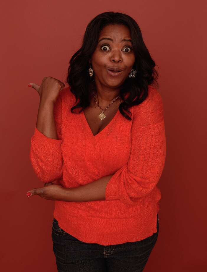 Actress Octavia Spencer from Fruitvale poses for a portrait during the 2013 Sundance Film Festival at the Getty Images Portrait Studio at Village at the Lift on January 19, 2013 in Park City, Utah. Photo: Larry Busacca, Getty Images / 2013 Getty Images