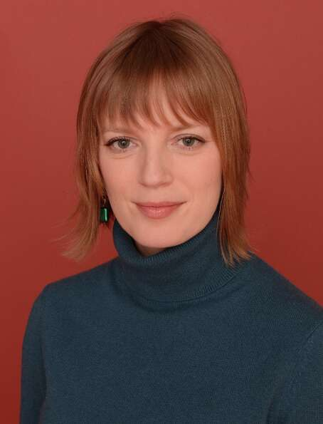 Filmmaker/actress Sarah Polley poses for a portrait during the 2013 Sundance Film Festival at the Ge