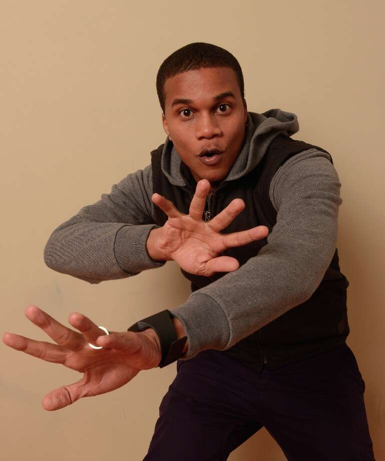 Actor Cory Hardrict from Lovelace poses for a portrait during the 2013 Sundance Film Festival at the Getty Images Portrait Studio at Village at the Lift on January 21, 2013 in Park City, Utah. Photo: Larry Busacca, Getty Images / 2013 Getty Images