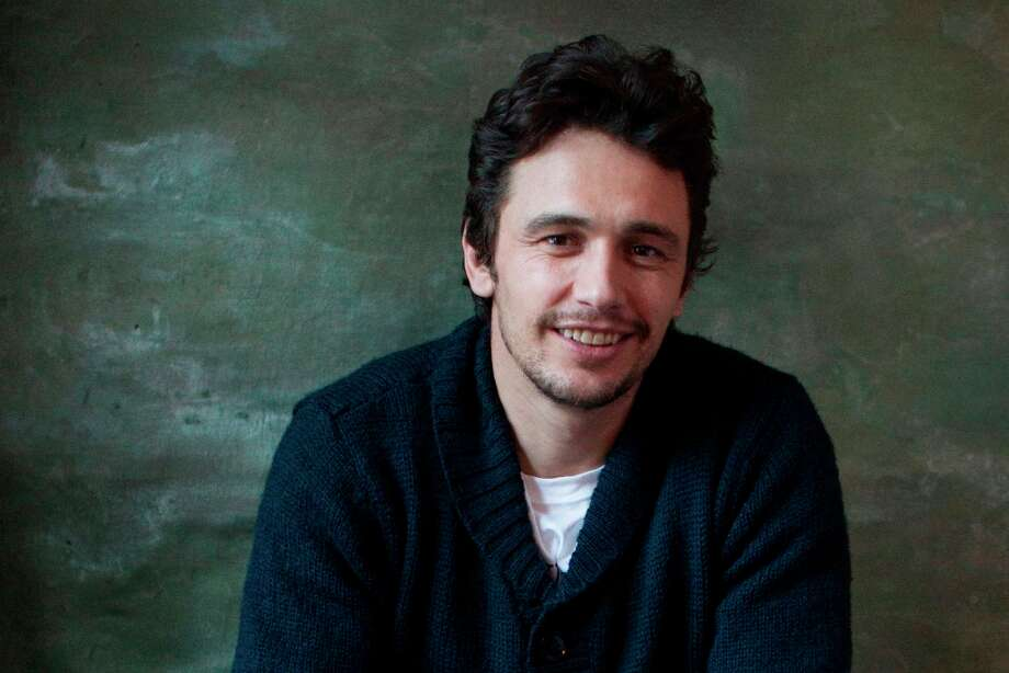 Producer James Franco from the film Kink poses for a portrait during the 2013 Sundance Film Festival on Sunday, Jan. 20, 2013 in Park City, Utah. (Photo by Victoria Will/Invision/AP Images) Photo: Victoria Will, Associated Press / Invision