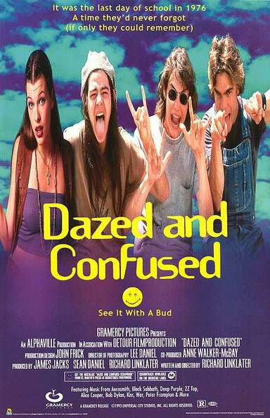 It's been 20 years since the release of Dazed and Confused, a shaggy, coming-of-age movie, set at a