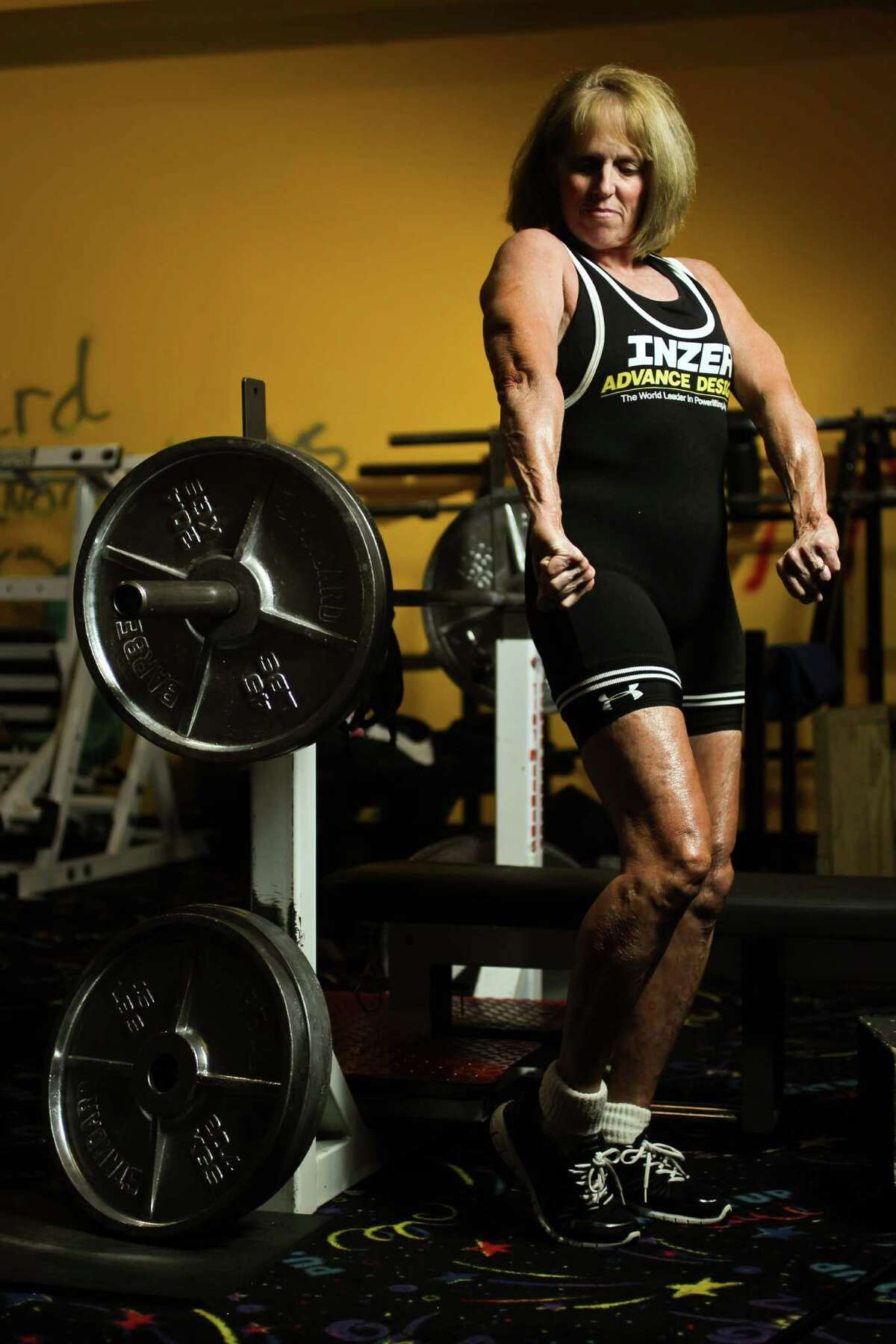 Jill Porter, a world-class powerlifter, decided to have direct anterior hip replacement surgery after hearing that the method boasted faster recovery times and fewer complications.