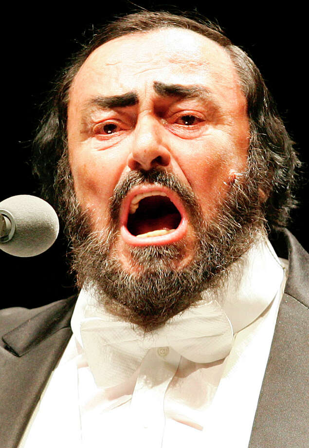 Yes, even well-respected operatic singers such as Luciano Pavarotti, are caught lip-syncing.  At the Turin Winter 2006 Olympics games, Pavarotti put on a performance that brought audience members to their feet during the opening ceremony.  Later on it was revealed that the entire performance was prerecorded including the vocals and orchestra backing. According to the director of the performance, Leone Magiera, the cold and Pavarotti's poor health condition, attributed to the singer's choice to lip-sync.  Pavarotti passed away from Pancreatic Cancer before he could defend his decision to lip-sync.(latimes.com, nytimes.com) Photo: FABIAN BIMMER, AP / AP