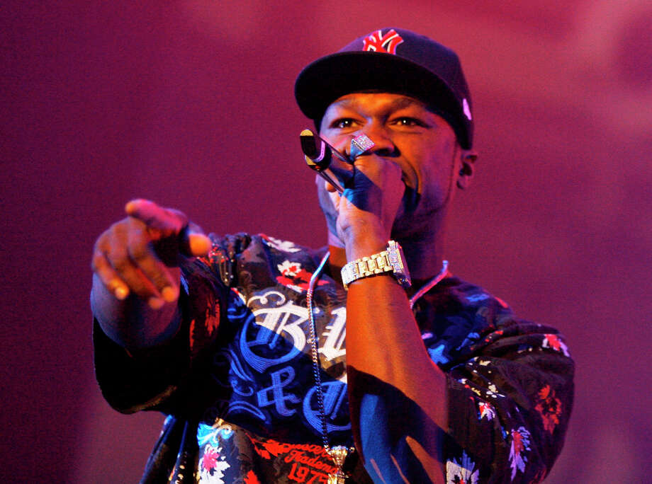 At the 2007 BET awards, instead of putting on a performance to boost his bad-boy reputation, he managed to damage it completely. 50 cent was caught mouthing along with the instrumental version of his song. The audience was also left speechless.(Mediatakeout.com) Photo: STEFFEN SCHMIDT, AP / KEYSTONE