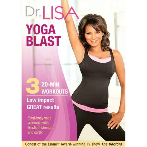 "Dr. Lisa Yoga Blast, by Dr. Lisa Masterson, co-host of the TV show ""The Doctors."" Photo: Courtesy Photo"