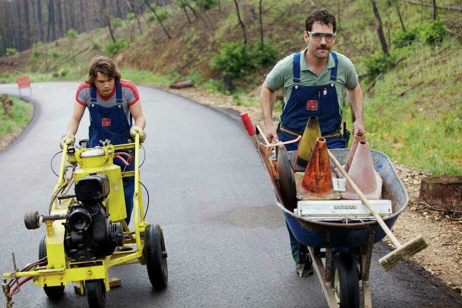 Description: A pair of Texas road maintenance workers spend the summer painting traffic lines together as they slowly become closer to one another. Texas link: The film is set in Texas. Category: PremieresDirector: David Gordon GreenPrincipal cast: Paul Rudd, Emile Hirsch