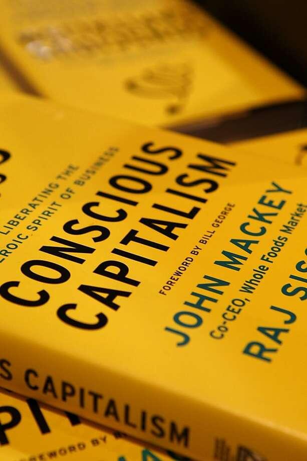 Conscious Capitalism ready for spotlight - SFGate