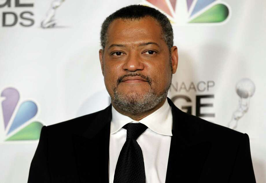 FILE - In this Feb. 17, 2012 file photo, Laurence Fishburne poses backstage at the 43rd NAACP Image Awards in Los Angeles.  A Los Angeles judge on Wednesday Jan. 23, 2013 refused to grant Fishburne a three-year restraining order against a  convicted felon who has tried to evict him from his house. (AP Photo/Matt Sayles, File) Photo: Matt Sayles