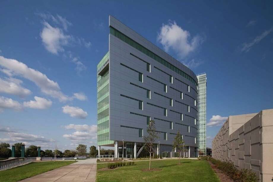 5. Illinois: 156 projects, totaling 24.9 million square feet, certified in 2012, equating to 1.94 square feet per person. This is KONE Centre, in Moline, certified LEED Platinum. Photo: Sam Fentress
